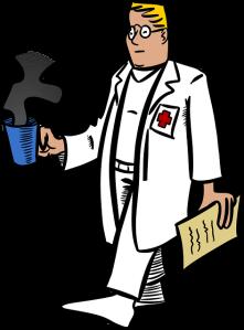CAFFEINATED DOCTR